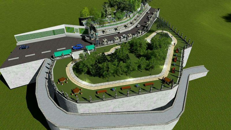 Lagi, Pemkab Purwakarta Bangun Taman Kota